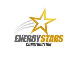 #169 para Logo Design for Energy Stars Construction por logoarts