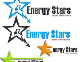 #246 para Logo Design for Energy Stars Construction por nayrix101