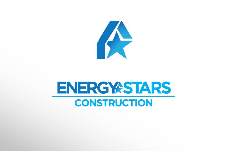 #187 for Logo Design for Energy Stars Construction by vaughanthompson