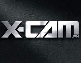 #117 para Design a Logo for x-cam por dindinlx