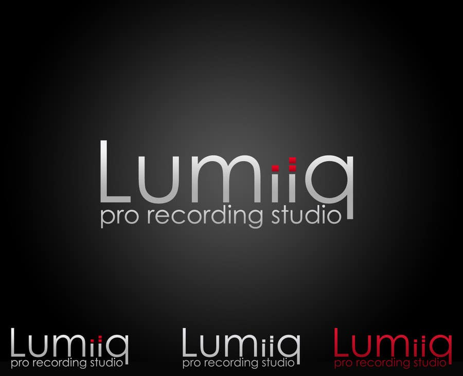 #306 for Logo Design for Lumiiq by csdesign78