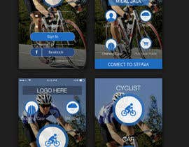 #29 for I need some Graphic Design/UX/UI for a mobile app by rbc659