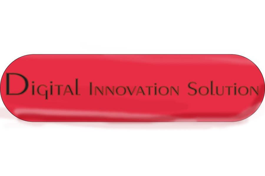 Bài tham dự cuộc thi #94 cho Logo Design for Digital Innovation Solutions