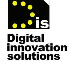 #246 untuk Logo Design for Digital Innovation Solutions oleh brammed