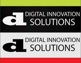 #258 para Logo Design for Digital Innovation Solutions por sagarbarkat