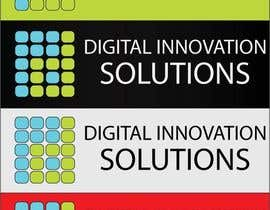 #252 cho Logo Design for Digital Innovation Solutions bởi sagarbarkat
