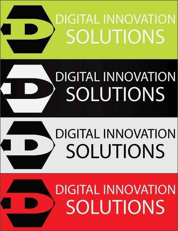 Contest Entry #253 for Logo Design for Digital Innovation Solutions
