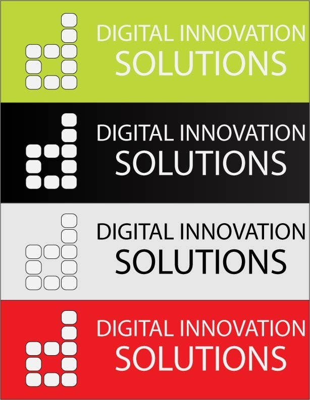 Contest Entry #255 for Logo Design for Digital Innovation Solutions