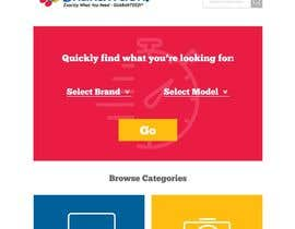#15 for Website Homepage Mock-Up by kevcoyle8
