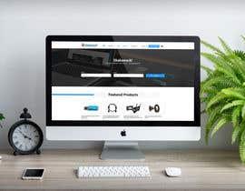 #36 for Website Homepage Mock-Up by DmitryDemchuk