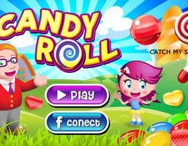 "nikosmix tarafından Suggest New Name for My Mobile Game: ""Candy Roll"" için no 4"