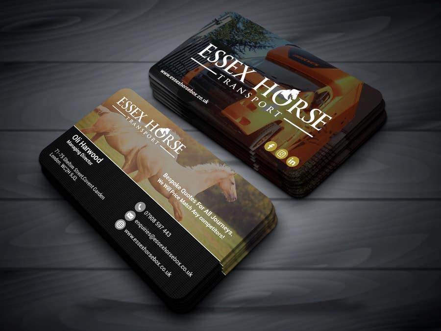 Entry #156 by neloy78 for Design some Business Cards | Freelancer