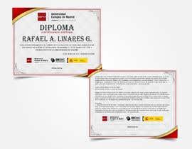#10 para Diseño Diploma en Google Slide de rafaelangellina