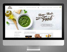 #31 cho Design a website for a food marketplace bởi madlabcreative