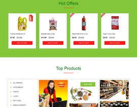 #32 cho Design a website for a food marketplace bởi timmokm