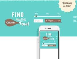 #30 cho Design a website for a food marketplace bởi Virgolette