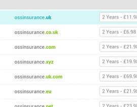 #33 para Domain name idea for a Insurance Policies manager -- 3 por ninsa