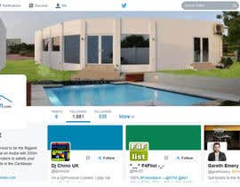 #35 untuk Casnan.com Twitter Design oleh ahmedibrahim93
