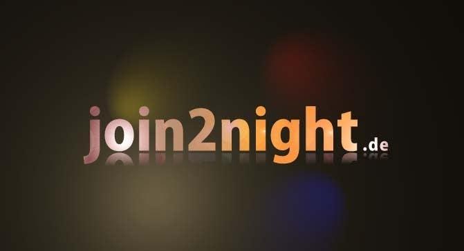 Konkurrenceindlæg #                                        90                                      for                                         Logo Design for join2night.de