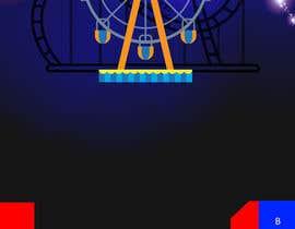 #8 for Pinball Game Playfield Background Artwork af vivekdaneapen
