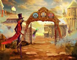 #3 untuk Pinball Game Playfield Background Artwork oleh salman132