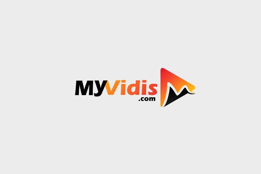 Contest Entry #531 for Logo Design for MyVidis.com