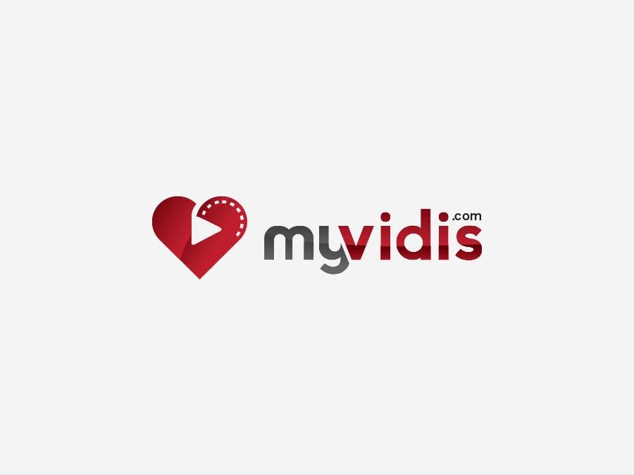 Contest Entry #570 for Logo Design for MyVidis.com
