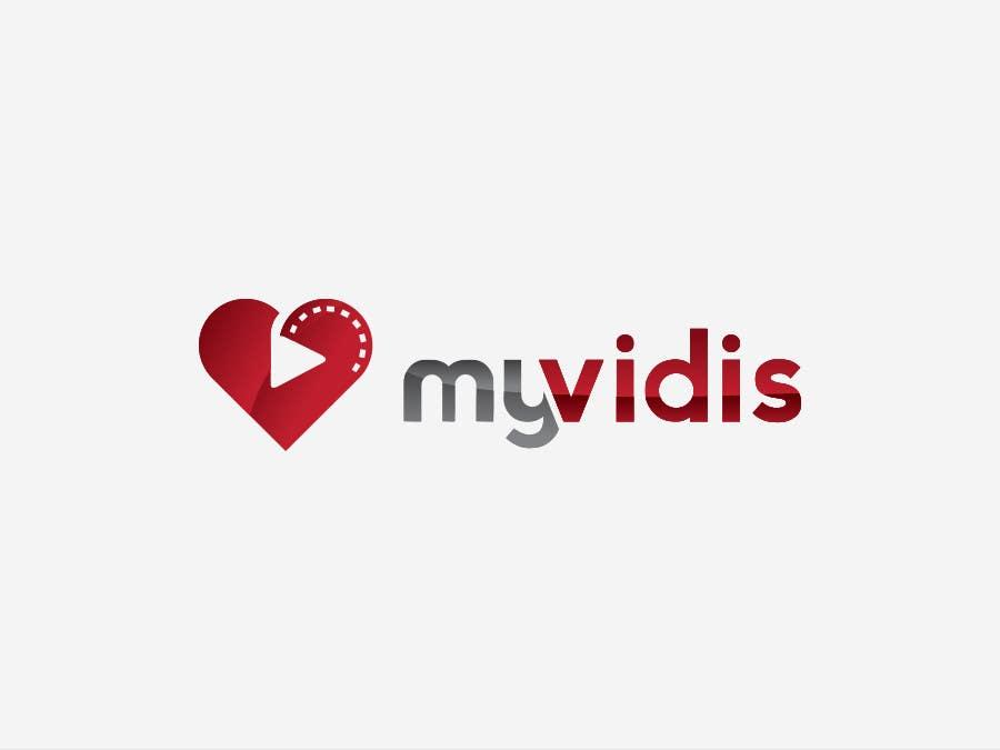 #568 for Logo Design for MyVidis.com by graphstas