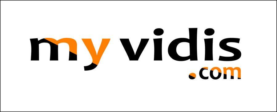 """Intrarea #548 pentru concursul """"Logo Design for MyVidis.com"""""""