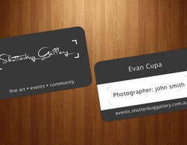 #22 para Business Card Design por teAmGrafic