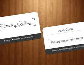 #23 para Business Card Design por teAmGrafic