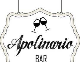 #10 untuk Diseñar un logotipo for Bar Apolinario oleh evedroop