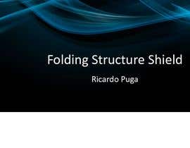 #134 for NASA Contest: Develop an Origami/Folding Concept for Radiation Shield Packing/Deploying by rpuga