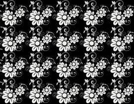 #1 for repeating floral scroll art by elena13vw