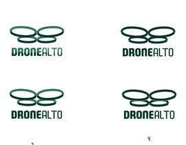 #73 for logo drone by ziyadelgendy
