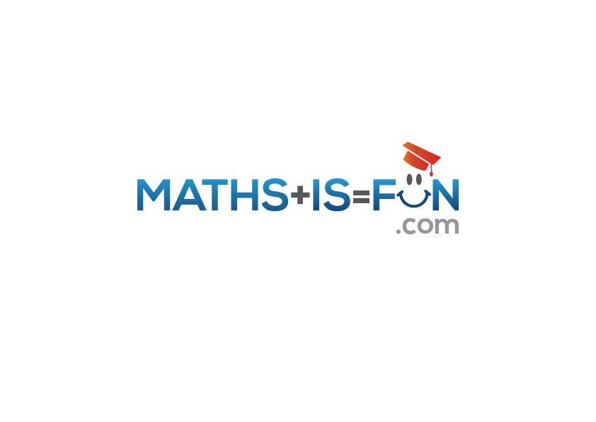 #357 for Logo Design for MathsIsFun.com by paxslg
