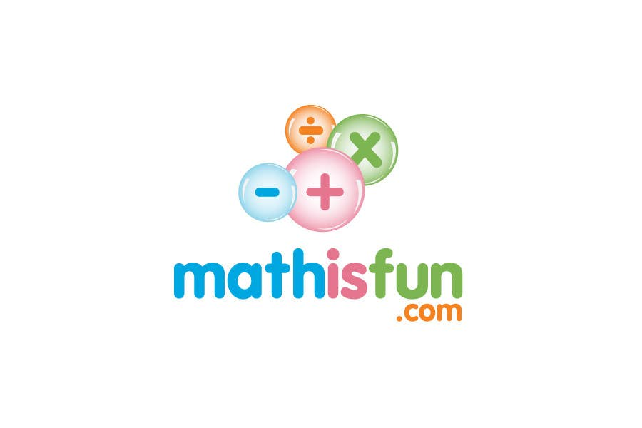 #264 for Logo Design for MathsIsFun.com by BrandCreativ3