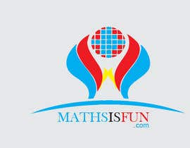 #250 for Logo Design for MathsIsFun.com by hinnaraajaA2ZD2