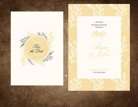 #27 for Wedding Invitation Design Contest by MDPinto