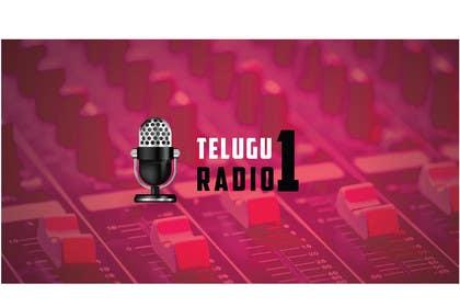 #9 for Design a Logo & Banner - Telugu Radio 1 by moloypal72