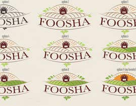 #212 for Design logo for a food market website af Dorema
