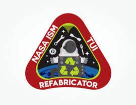 #161 for NASA Contest: ISS Refabricator Patch Challenge by rafaelffontes