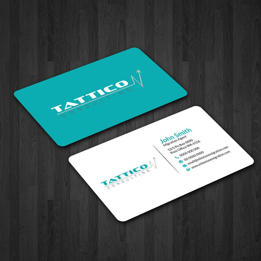 Entry #10 by papri802030 for Need some Elegant Business Card Designs ...