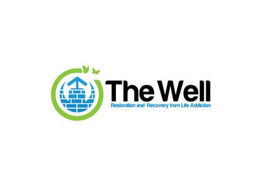 #59 para Logo Design for The Well por rraja14