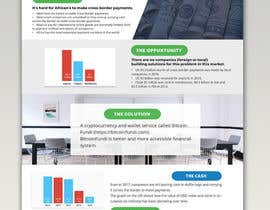6 For Design One Page Company Profile By Mikecjy