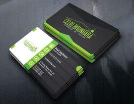 #31 for Design some Business Cards by graphicsway0147