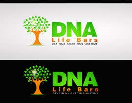 #112 for Logo Design for DNA Life Bars af Anamh