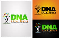 Graphic Design Конкурсная работа №113 для Logo Design for DNA Life Bars