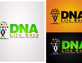 nº 113 pour Logo Design for DNA Life Bars par Anamh