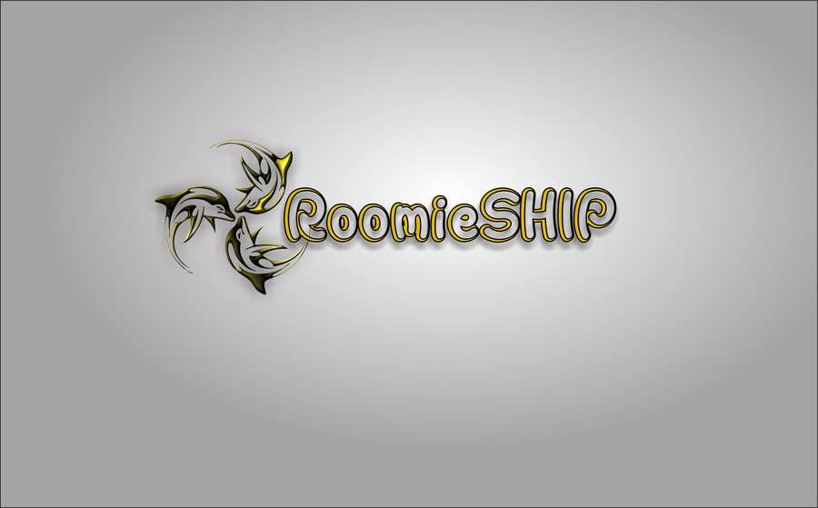Konkurrenceindlæg #63 for Roomieship Logo Design